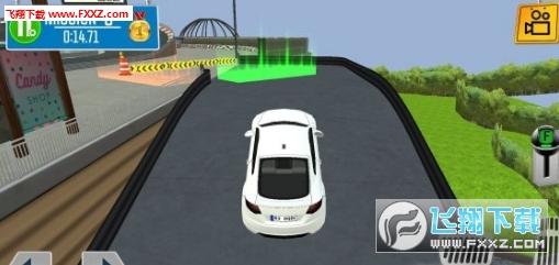 多层车库司机游戏截图2