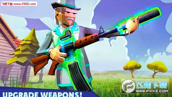 Rocket Royale游戏截图2