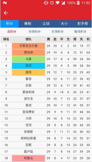 竞彩足球助手app 1.0