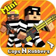 像素射击Cops N Robbers手游