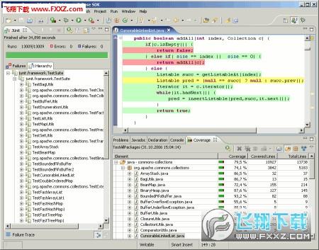 JaJava代码覆盖软件eclemma