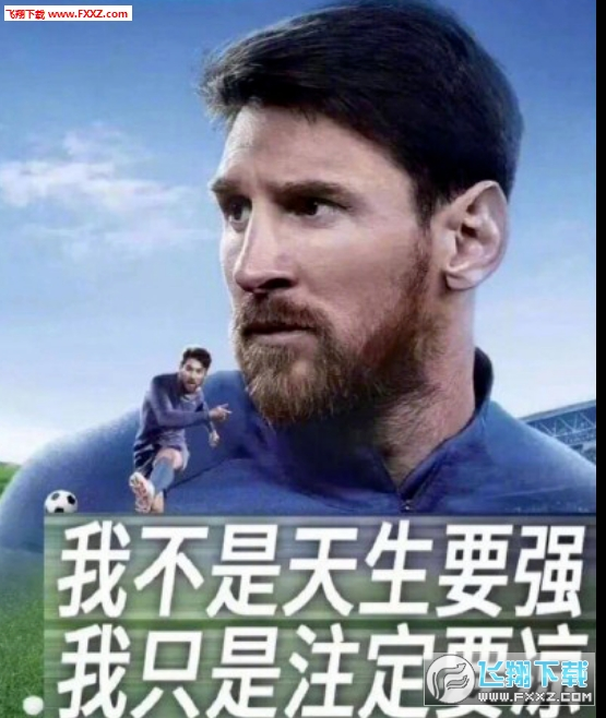 梅西世界杯凉了表情包截图1