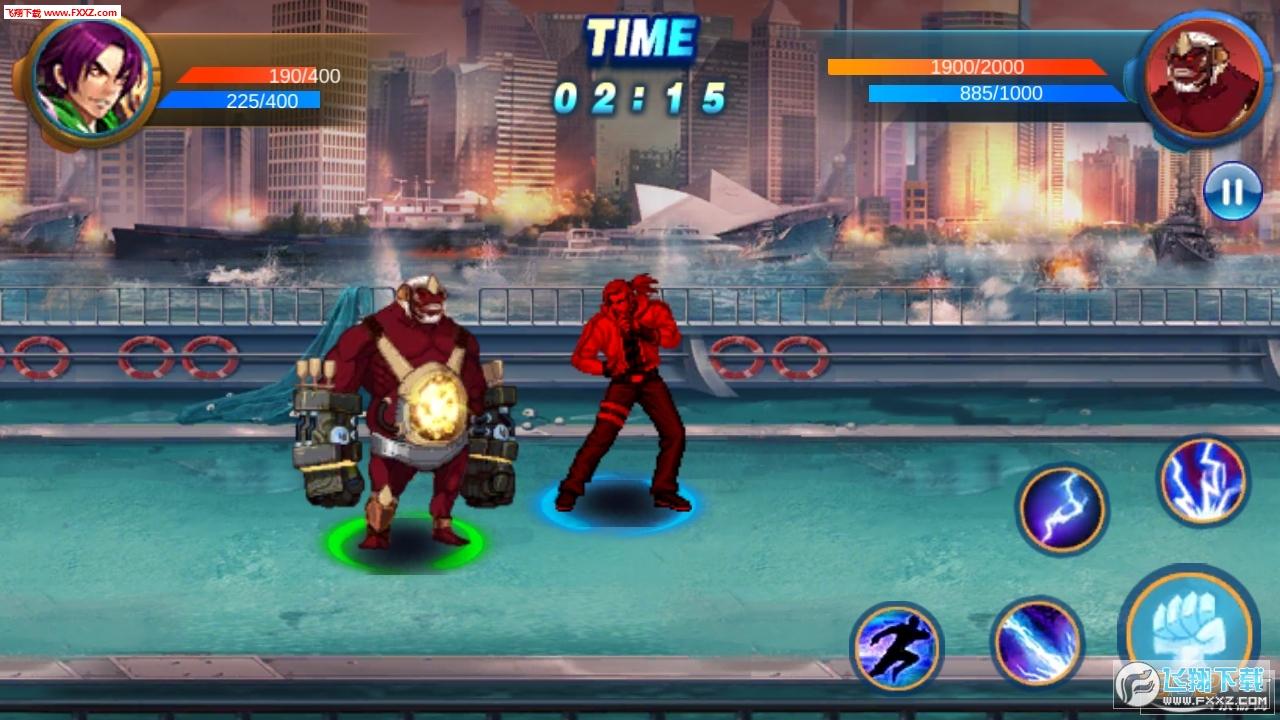 Ultimate Boxingv1.0 安卓版截图3