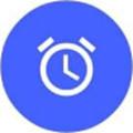 全屏时钟app v1.0
