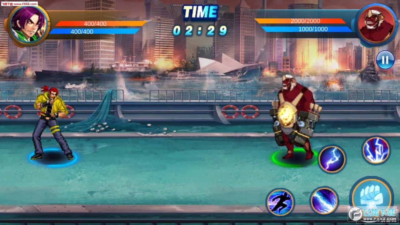Ultimate Boxingv1.0 安卓版截图2