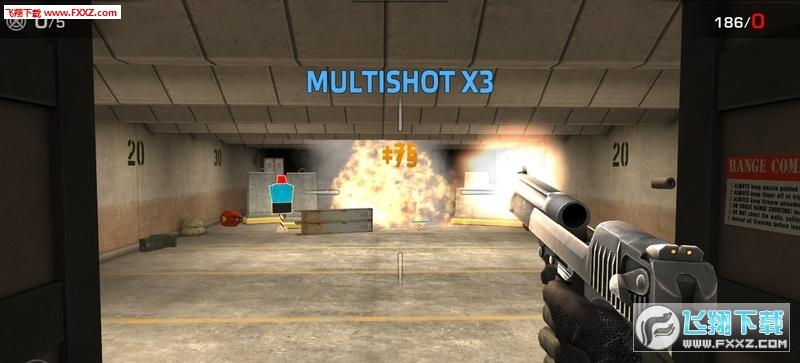靶场射击运动员游戏截图0