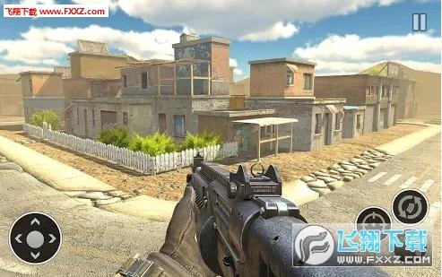 军队射手自由僵尸射击正式版截图2