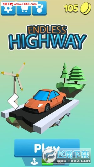 Endless Highwayv1.0 安卓版截图0