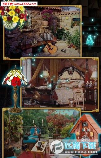 隐藏的物体神秘屋探险手游截图2