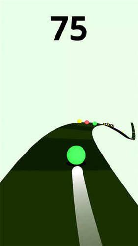 彩虹道路游戏截图0