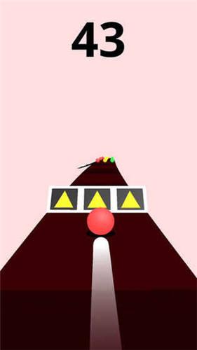 彩虹道路游戏截图2
