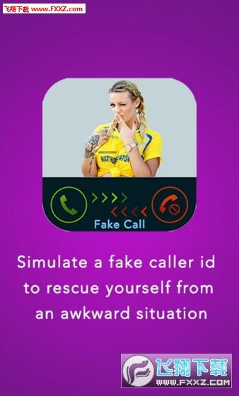 Fake Call软件截图1
