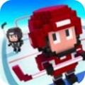 方块冰球:冰上跑酷最新版