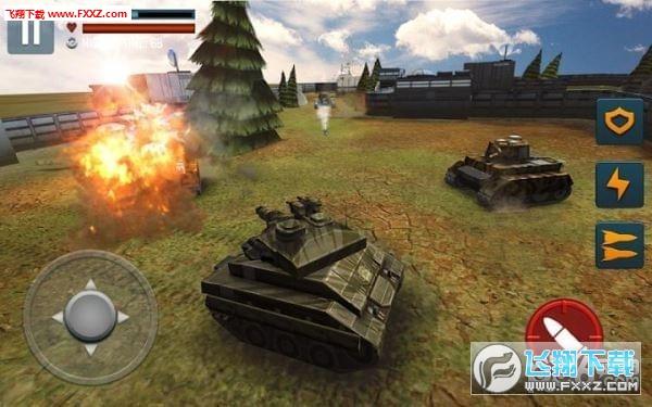 坦克大战二战世界v1.09 安卓版截图2