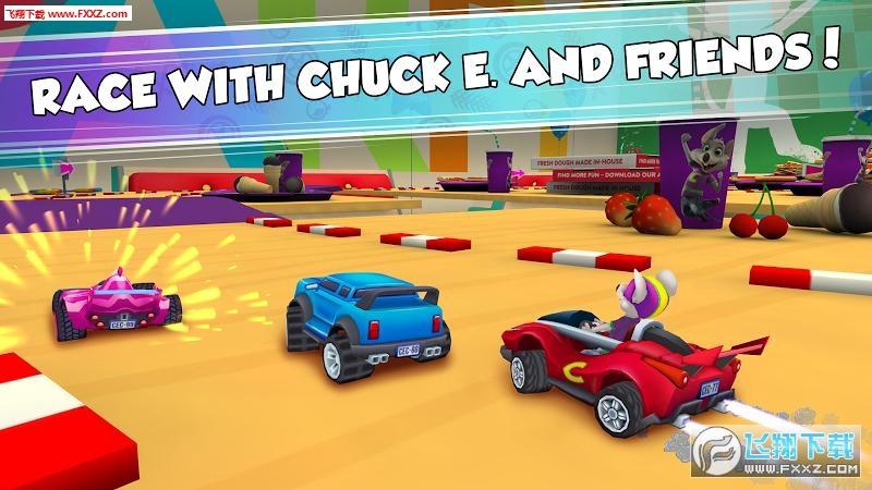 查克E奇斯的赛车世界v0.0.2 安卓版截图3