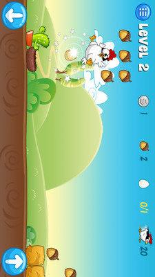 忍者鸡跑酷v1.1 安卓版截图3
