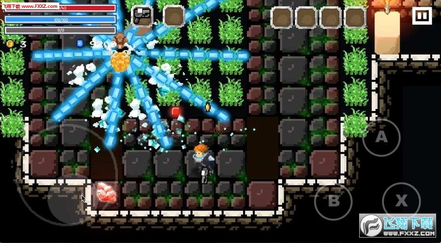 地下城骑士无限钻石破解版v1.46截图0
