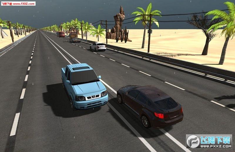 交通赛车3D安卓版截图0