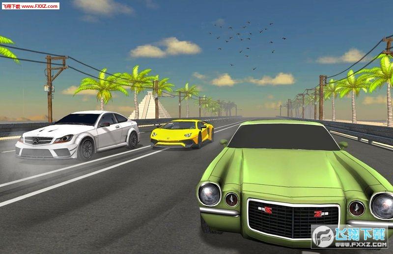 交通赛车3D安卓版截图1
