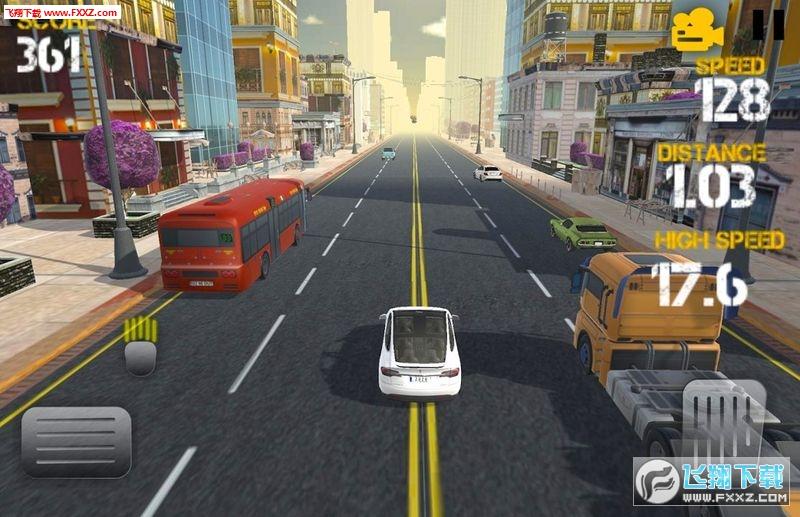 交通赛车3D安卓版截图2