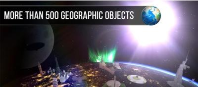 全球地图3D模拟器正式版截图0