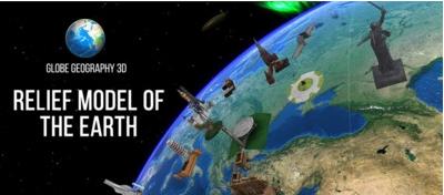 全球地图3D模拟器正式版截图1