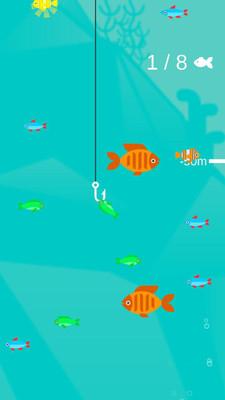 钓鱼大师(休闲创意)手游截图1