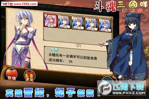 斗魂三国咩安卓版1.0.11截图0