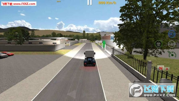 世界卡车模拟器app截图0