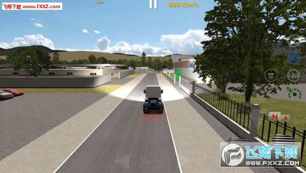 世界卡车模拟手游截图0