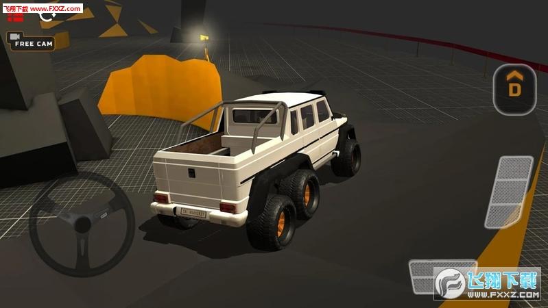 越野车模拟驾驶汉化版v60 安卓版截图3