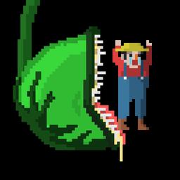 食人植物像素游戏v1.0.10