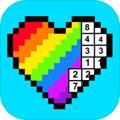 彩虹数字填色安卓版