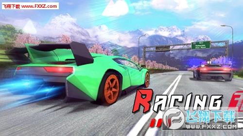 Racing In Car3D手游