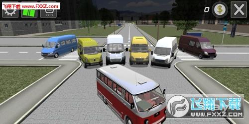 面包车驾驶3D手游