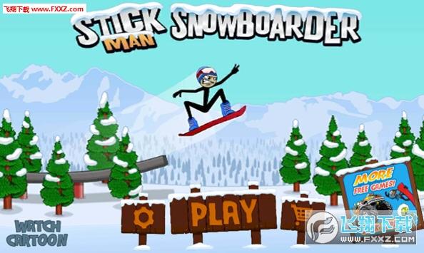 火柴人滑雪安卓版