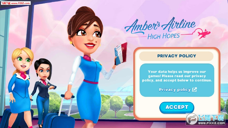 Amber's Airline High Hopes游戏