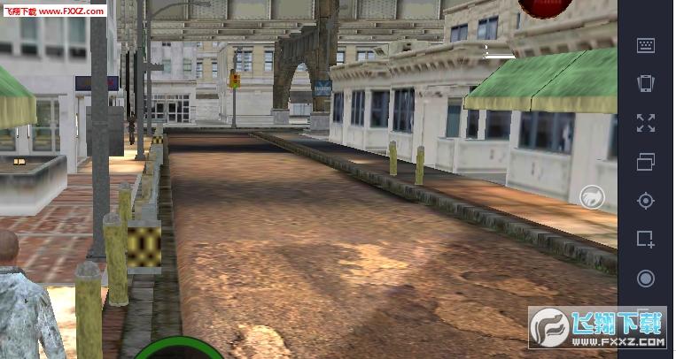 都市英雄3D手游截图1