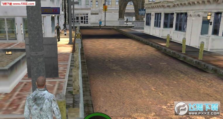 都市英雄3D手游截图2