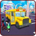 校车驾驶游戏模拟器2018手游v1.0.5