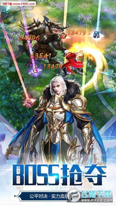 奇迹之剑ios版截图0