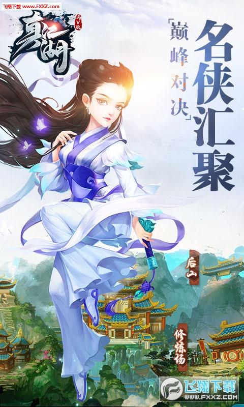 新真江湖安卓版截图2