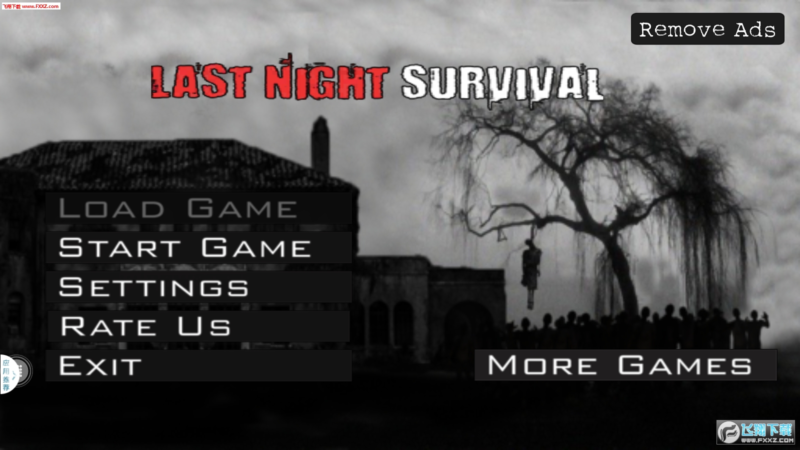 LAST NIGHT SURVIVAL手游截图0