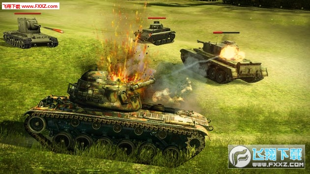 坦克射击战场安卓版截图1