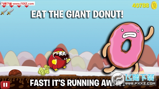吃甜甜圈伟德娱乐截图0