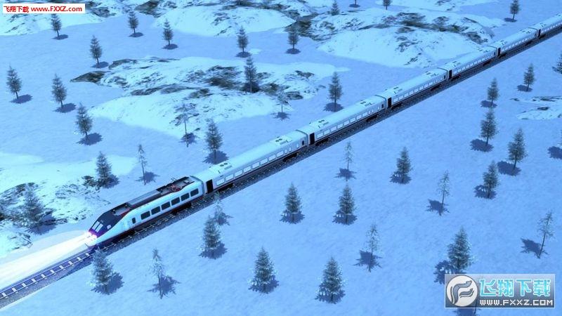 欧洲火车司机3D手游截图2
