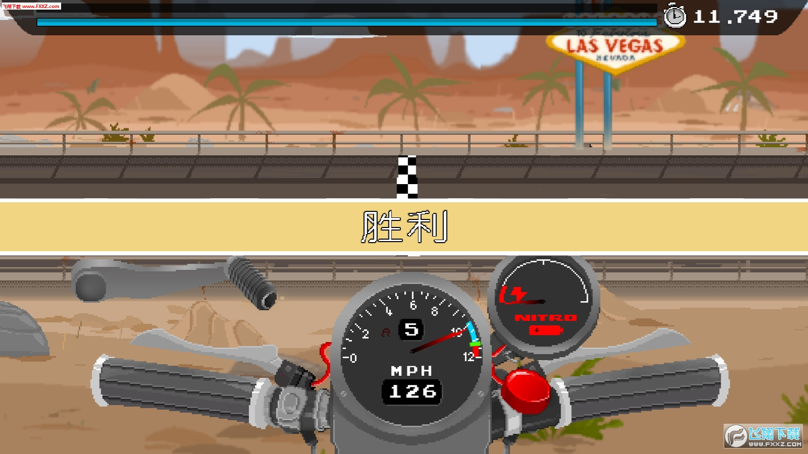 Moto uest Bike racing手游截图3