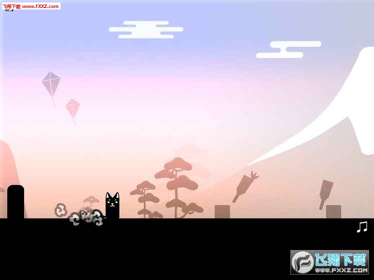 Rainbow Jump Jump彩虹跳游戏安卓版截图0