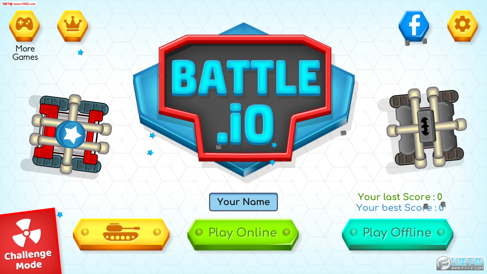 battle.io安卓版截图0