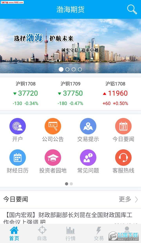 渤海期货app截图2